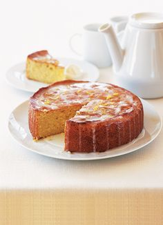 Lemon drizzle cake: A classic afternoon tea cake that sounds as good as it tastes. If you fancy some enjoyable baking, with a great reward at the end, then this recipe is for you.