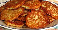 Najlepší recept na zemiakové placky. Sú chrumkavé voňavé. Podávam ich so smotanou – radynadzlato.sk Pancakes, French Toast, Breakfast, Morning Coffee, Pancake, Crepes