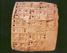 Oldest written recipe - Imgur A Sumerian Beer recipe dating back to 3000 BC. The result beer is very strong and would contain chunks of bread floating around in it.