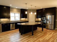 oh just my dream home coming together.  home by R. Fleming Construction - Rochester, MN!