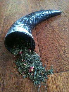 Corne de thé