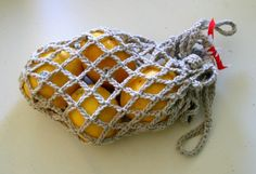 Living Green with DIY Produce Bags