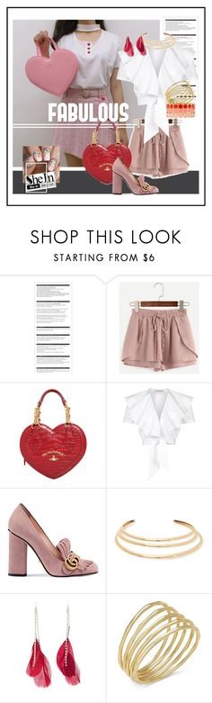 """""""Fabulous"""" by ul-inn ❤ liked on Polyvore featuring Arche, Vivienne Westwood, Temperley London, Gucci, Kenneth Jay Lane, Charlotte Russe, Lauren Ralph Lauren and Liz Claiborne"""