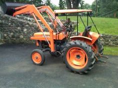 1995 kubota l2350 4wd wloader tractor and heavy equipment kubota loader attachment fandeluxe Image collections