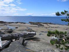 Gabriola Island, Gulf Islands, BC.