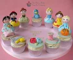 Princess Cupcakes | by The Clever Little Cupcake Company