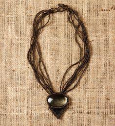 Peaceful Warrior Necklace - Gaiam