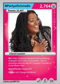 I help companies develop social marketing strategies both online & Face2Face. I love to exchange ideas & make Sh*t happen. Founder of Social Media Tulsa