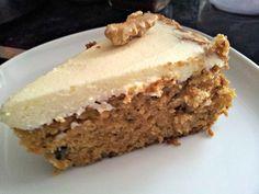 Ottolenghi Carrot Cake