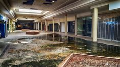 Dead Declining Mall: JCPenney Stands Alone - Failing Retail (Industry) Dead Malls - YouTube