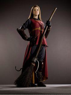 Harry Potter. Qudditch.   Cámara Mágica. Trinity.