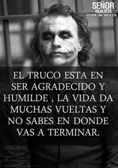 #humildad