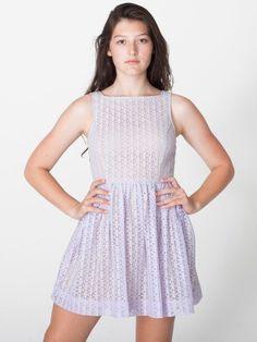 Lace Sun Dress $70.00