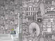 londinium wallpaper - Google Search