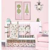 Found it at Wayfair - Sweet Dreams Crib Bedding Collection