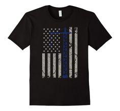 Amazon.com: Vintage American Flag Engineer T-shirt Blue Crane $19.99