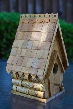 Sourgrass-Mid-Century-Bird-Houses-5 | Bird houses, Mid century and ...