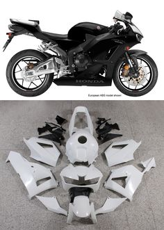 HID Projector HP1 CBR607 for Honda CBR600RR 2007 2012