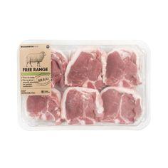 Free Range Lamb Loin Chops Avg 800g