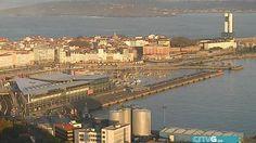 Ga naar webcam A Coruña: mobil in Europa / Spanje / A Coruña