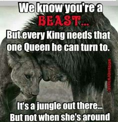 Love Quotes For Him : QUOTATION - Image : Quotes Of the day - Description Bildergebnis für king and queen quotes Sharing is Caring - Don't forget to share Citation Lion, King Queen Quotes, Lioness Quotes, True Quotes, Funny Quotes, Leo Quotes, Warrior Quotes, Love Quotes For Him, Couple Quotes