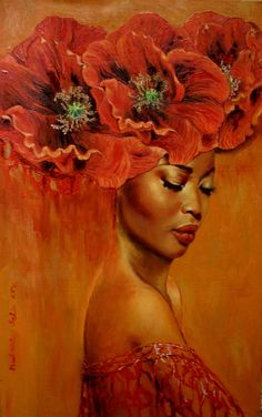 The formation of dreams by Maratamara- Black Women Art!