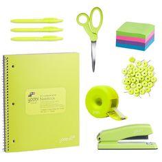 Office Starter Kit - Green