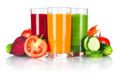 Fresh Juices, 100% Natural