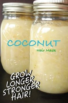 My friend recommended this solution for thinning hair, now my hair grows so much., Beauty, My friend recommended this solution for thinning hair, now my hair grows so much faster. Natural Hair Mask, Natural Hair Tips, Natural Hair Styles, Styles For Thin Hair, Natural Oil, Soft Hair, Coconut Hair Mask, Hair Treatment Mask, Treatment For Damaged Hair