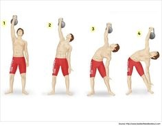 cool Top 7 Kettlebell Ab Exercises For Beginners | Kettlebell Workouts