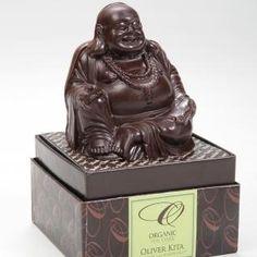 The Tao of Cacao - Organic Chocolate Buddha. #FairTrade #Vegan