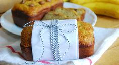 This moist banana bread is a perfect snack to enjoy anytime. It's also a great option to add to any child's school lunch. Get the recipe here.