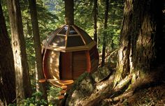 20 Tree Houses to Build for Your Kids   DesignRulz.com