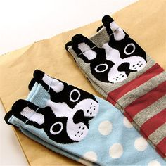 3D Funny Dog Socks