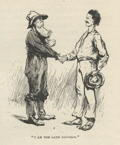 huckleberry finns journey into manhood 172 quotes from the adventures of huckleberry finn: 'all right, then, i'll go to hell  then you don't have no quarrels, and don't get into no trouble.