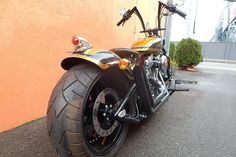Angebot Harley-Davidson Softail Springer FXSTS