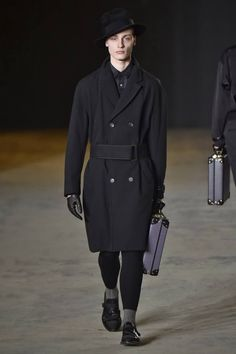Robert Geller Fall/Winter 2016/17 - New York Fashion Week Men's