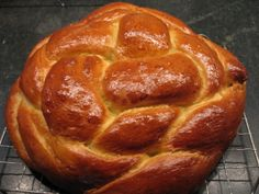 #rosh #hashanah #judaism #jewish #holiday #challah #food