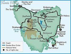 Australia Photos, Australia Travel, Shamrock Hotel, Australia Places To Visit, Tasmania Road Trip, Australian Road Trip, Tourist Map, Sustainable Tourism, Trip Planning