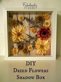Bloemen gekregen of gekocht? Niet weggooien! Bekijk 10 leuke gedroogde bloemen ideetjes!