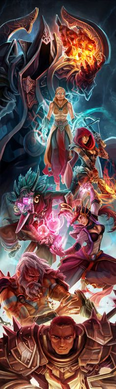 Diablo III - Reaper of Souls by EleonoraBertolucci