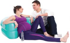What is C.U.B? The CUB is a comfortable, versatile, inflatable support designed to help mothers adopt and maintain positions that are physically the most helpful for her and her baby during labour and birth.