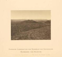 Paul Baron des Granges, Tumulus des Patroklus in Kumkale und Hellespont, Turkey, 1881