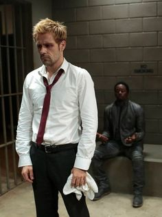 John and Manny #saveconstantine