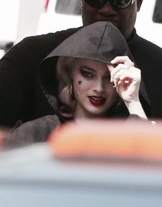 Under the radar Hurley Quinn, Bruce Timm, Busse, Margot Robbie, On Set, Gotham, Dc Comics, Joker, Superhero