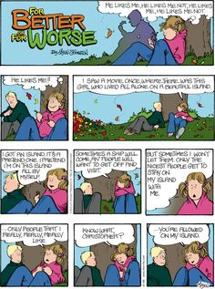 For Better or For Worse comic strip  for Nov/08/2015