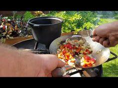 Gulasz nie węgierski... Kuchenna improwizacja. - YouTube Vegetables, Kitchen, Youtube, Food, Cooking, Kitchens, Essen, Vegetable Recipes, Meals