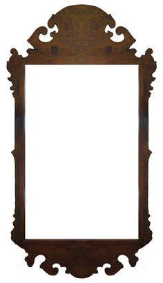Frame 13 - Scrolled Mirror Frame   Flickr - Photo Sharing!