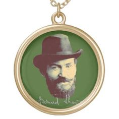 Young Bernard Shaw necklace