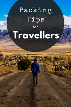 The best travel packing tips for backpackers! Do you fold or roll your clothes? What are packing cells? We'll help you become a pro traveller! #packingtips #traveltips #travelpackingtips
